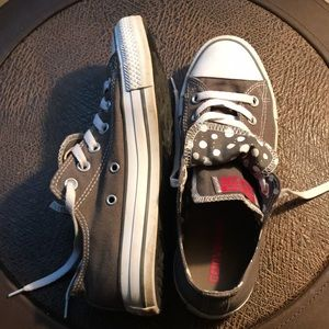 Converse All-Stars, Double Tongue Polka Dot Accent
